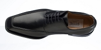 Ferrini French Calf Lace Up Black/Brown F3898